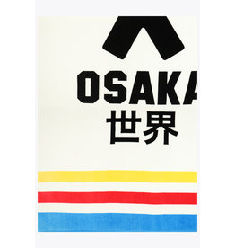 OSAKA OSAKA BEACH TOWEL WHITE 20-21