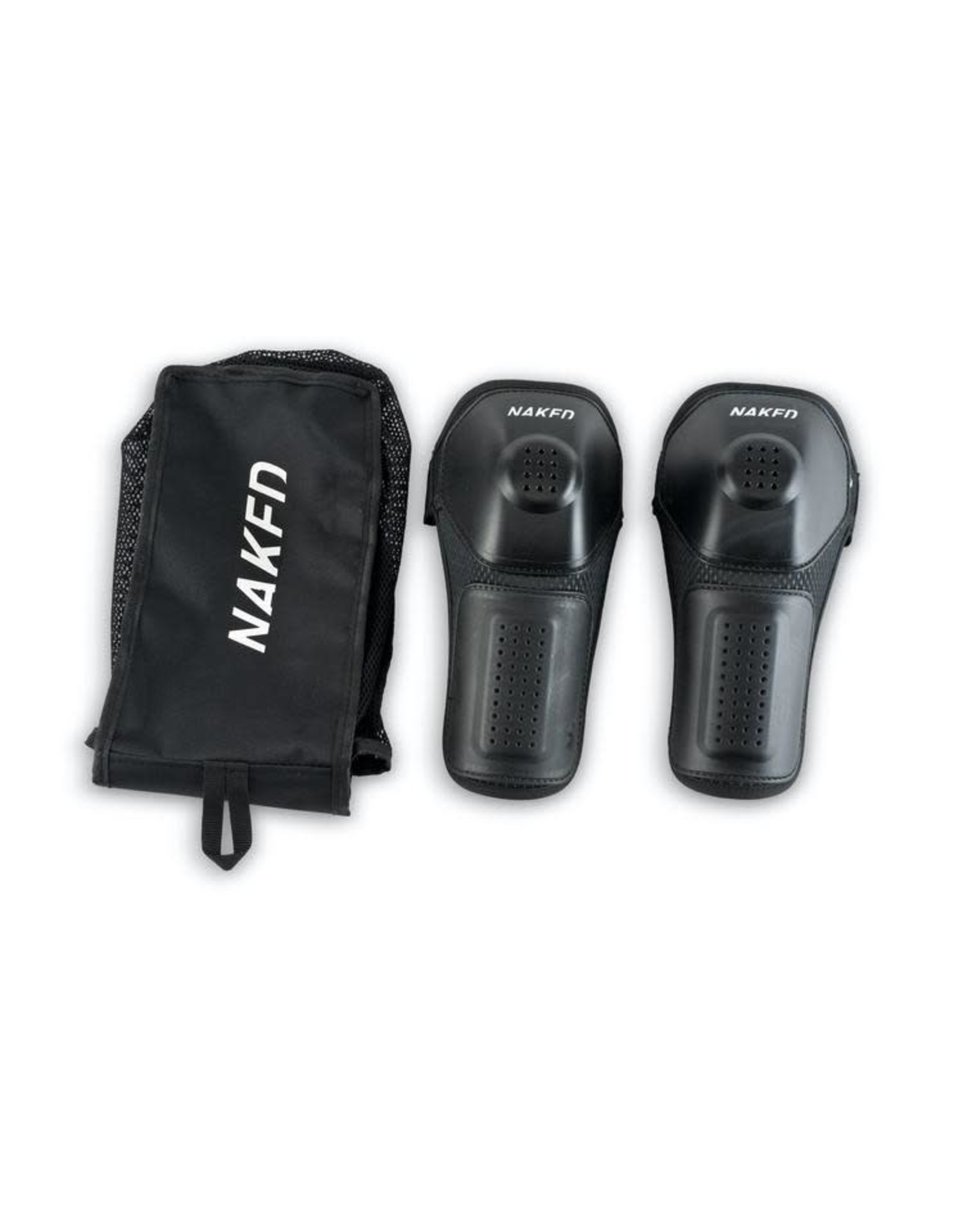 NAKED NAKED PC KNEE GUARD - ONE SIZE
