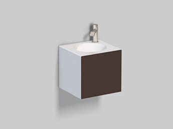 Folio wastafelmeubel wit lak zijdemat schaduwaarde van marcke outlet