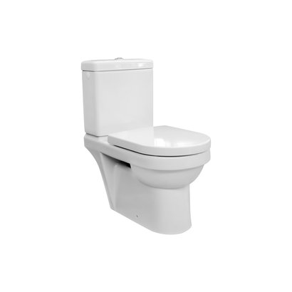 Villeroy & Boch Collection Design Wc pack muuraansluiting met soft-close zitting