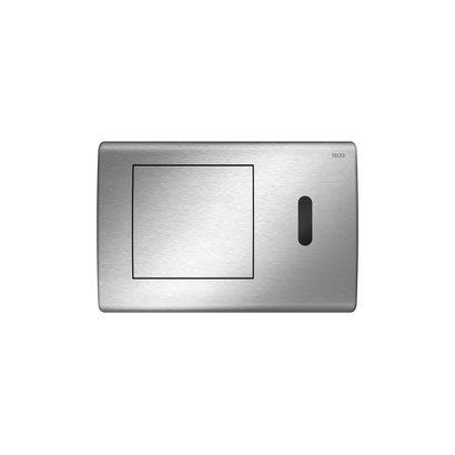 TECE TECEplanus WC-bedieningsplaat met IR-sensor 6V inox geborsteld