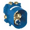 Grohe Grohtherm 3000 Cosmopolitan thermostatische greepelement  met 2 aansluitingen + installatie-element Rapido T