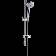 Hansgrohe Croma 100 doucheset Multi met douchestang 65 cm en zeepschaal