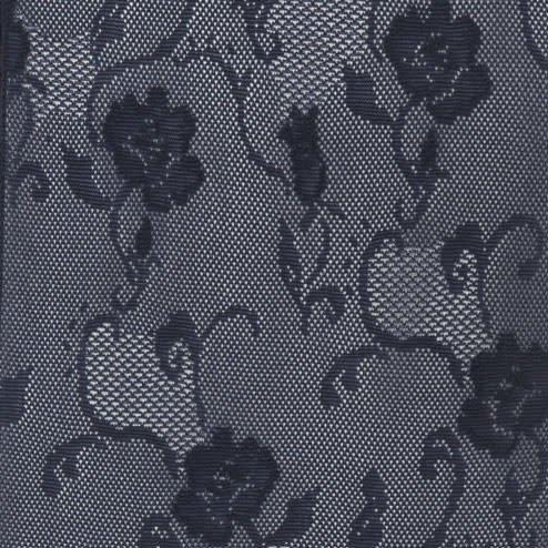 041900150 Collant fleurs ajourés 20D