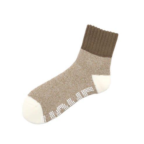 042130069 Room Socks anti-dérapant bicolore M