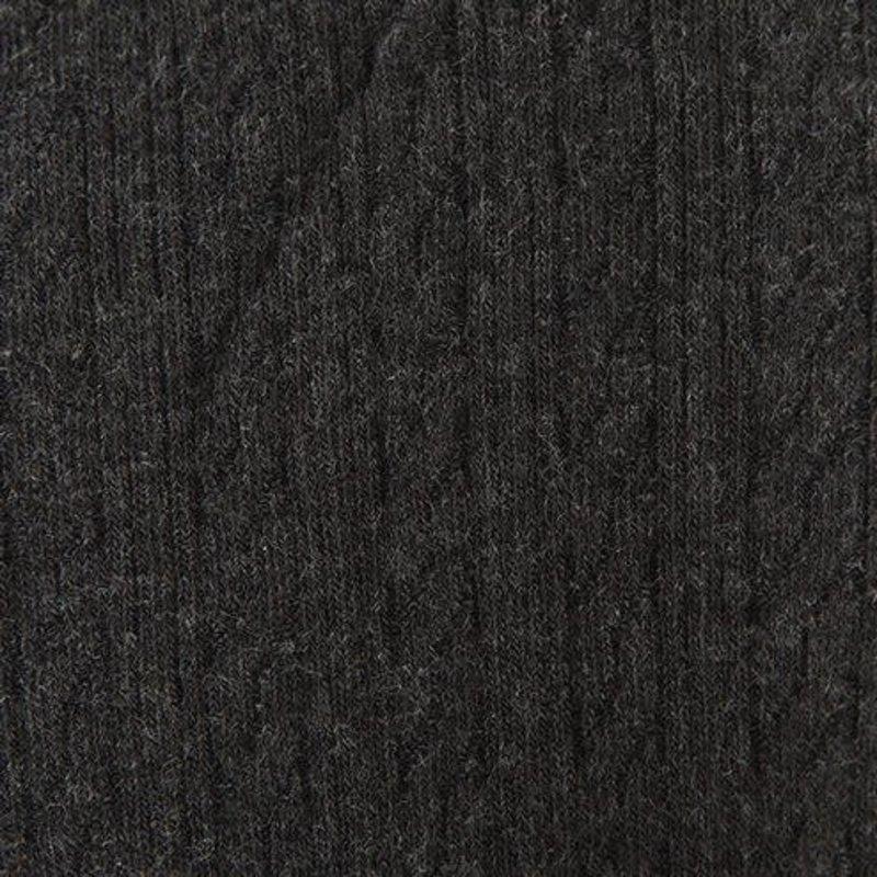 Gedrehte Baumwollstrumpfhose Kind 120cm