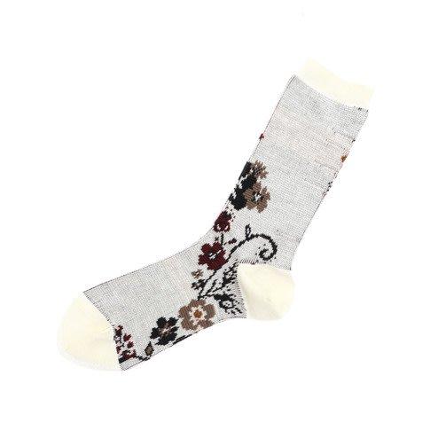 041140220 MC laine fleurs lierre