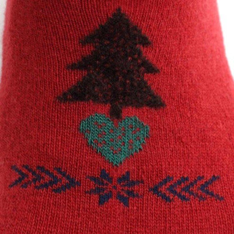 Herren Weihnachts Rentier Kopfsocke