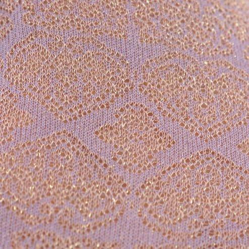 041130733 SQ motif ornement lamé flotant