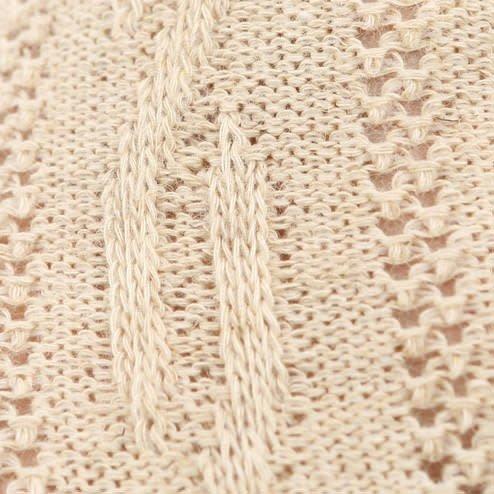 041130696 SQ losanges ajourés coton/lin