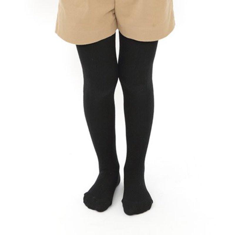Gedraaide katoenen maillot kind 120cm
