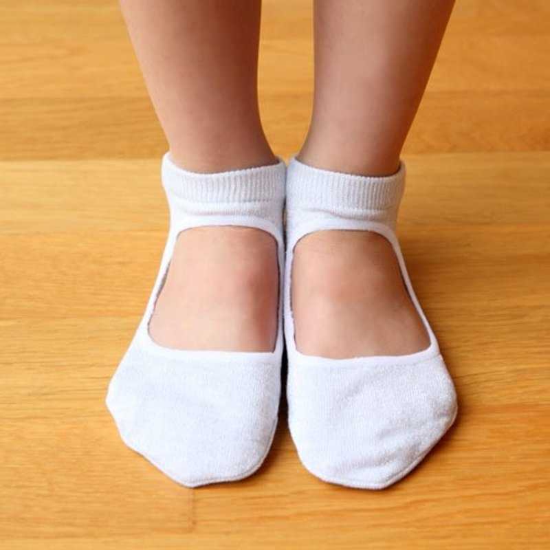 Sandalo footsie lamé Enf.L