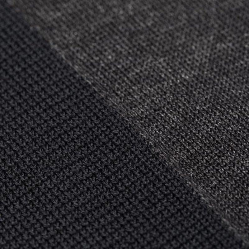 Calzino medio in seta / cotone Banner M