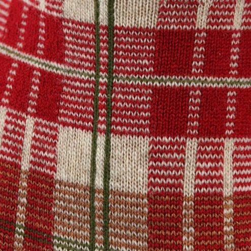041140280 MC carreaux Tartan colorés laine Mérinos
