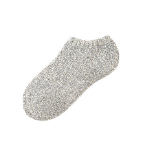 041120056 Room Socks courte bord doux