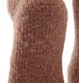 041140289 Room Socks côtes maille brossée