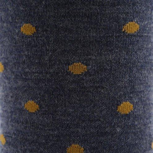042140373 MC laine à pois Polka contraste M