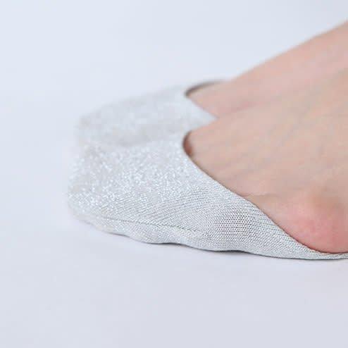 000027924 Footsie sandale lamé