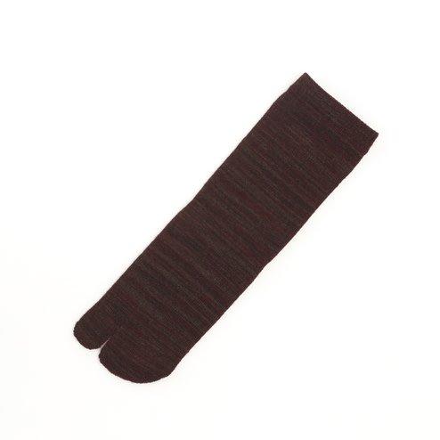041140285 MC Tabi chinée laine Mérinos M