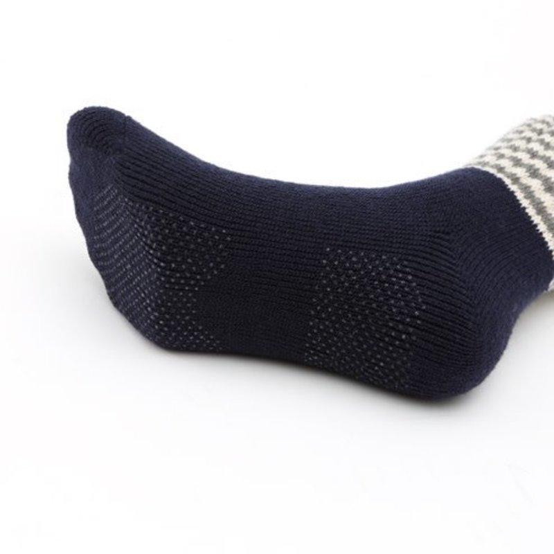 Room Socks streeprand M