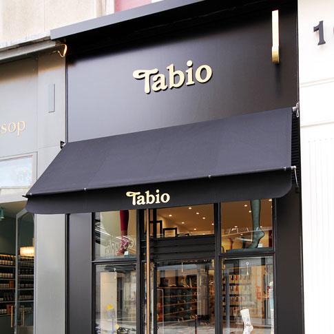 TABIO ERÖFFNET SEINE DRITTE PARISIANISCHE BOUTIQUE