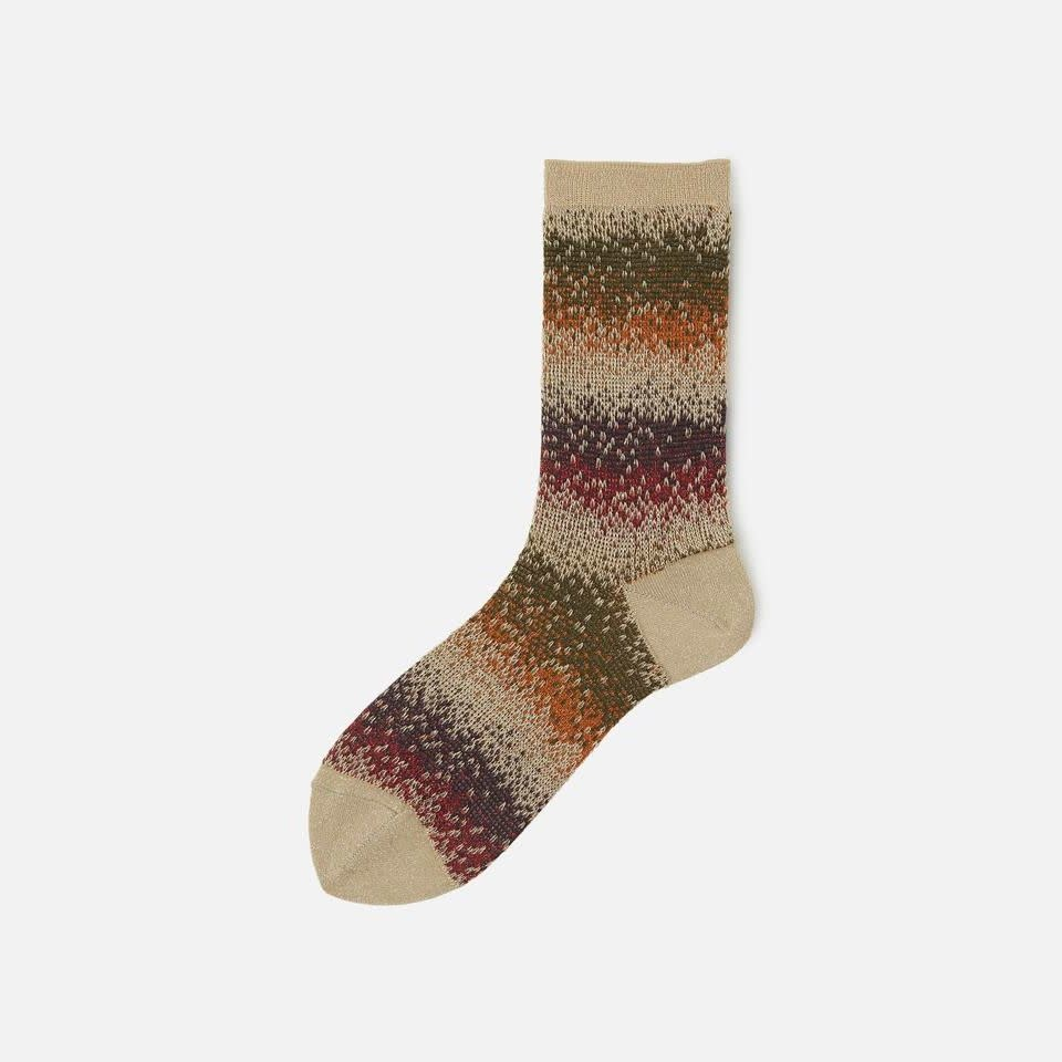 041130957 SQ jacquard lamé rayures multicolores