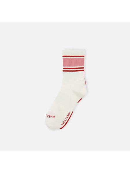 042130901 BALLY x TABIO MEN'S FINE JERSEY SHORT SOCKS L