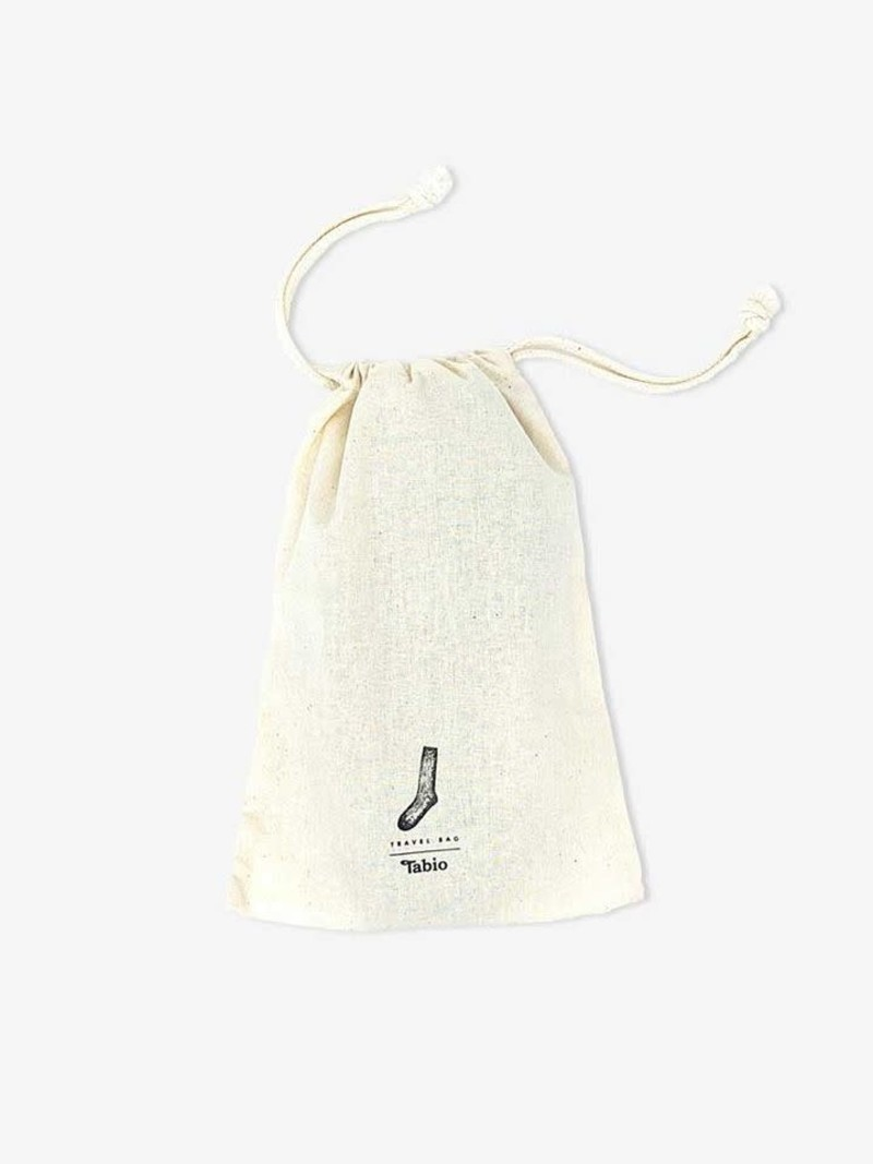 Room Socks Bulky w/Travel Cotton Bag S