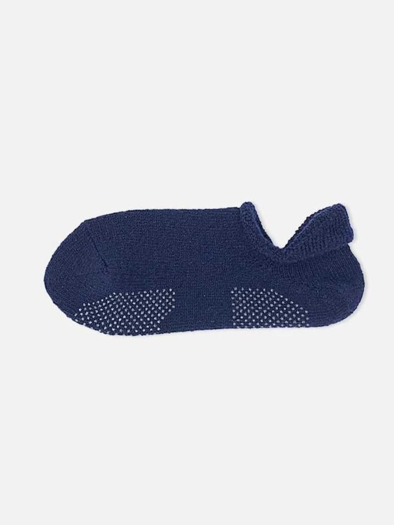 Calzini copriletto in spugna di lana L