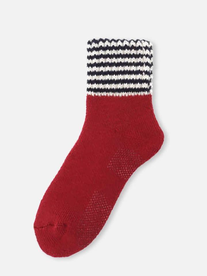 042130079 Room Socks bord rayures M