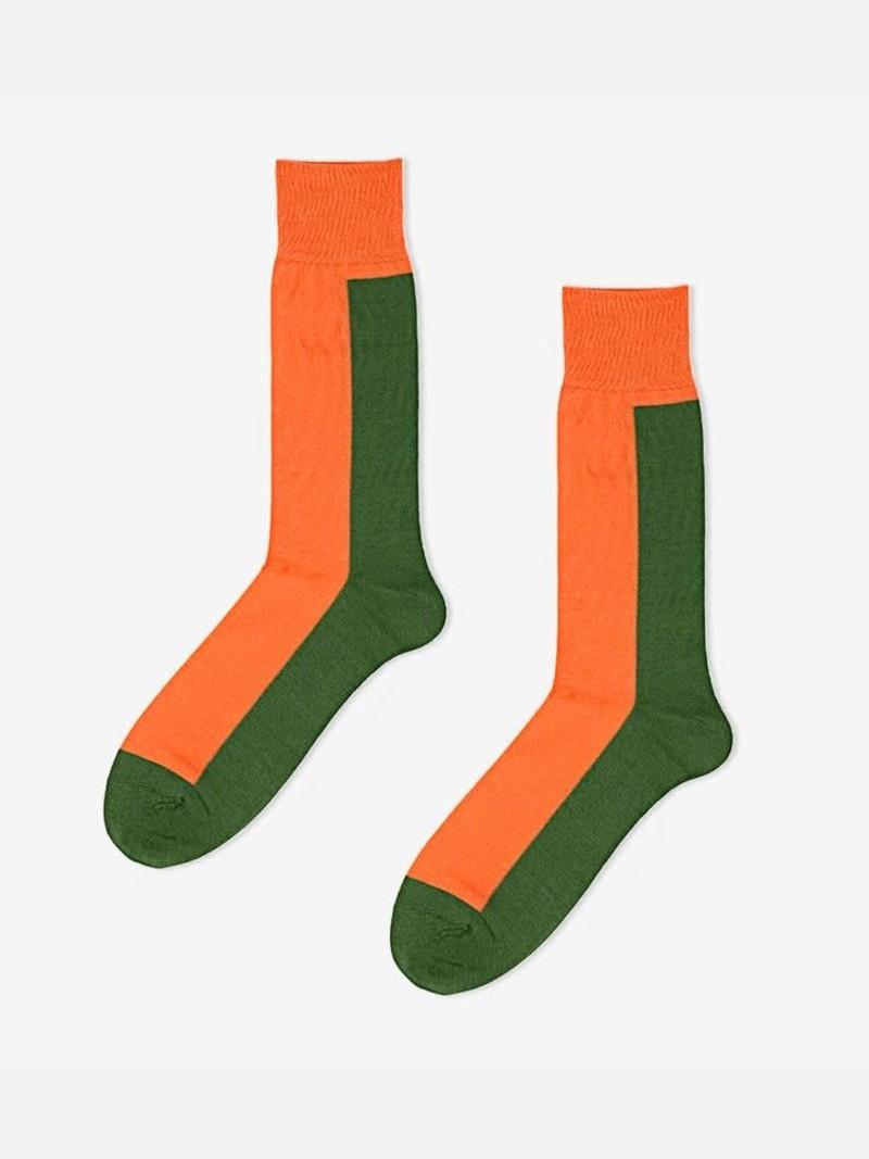 Colour Banner Mid-Calf Socks M