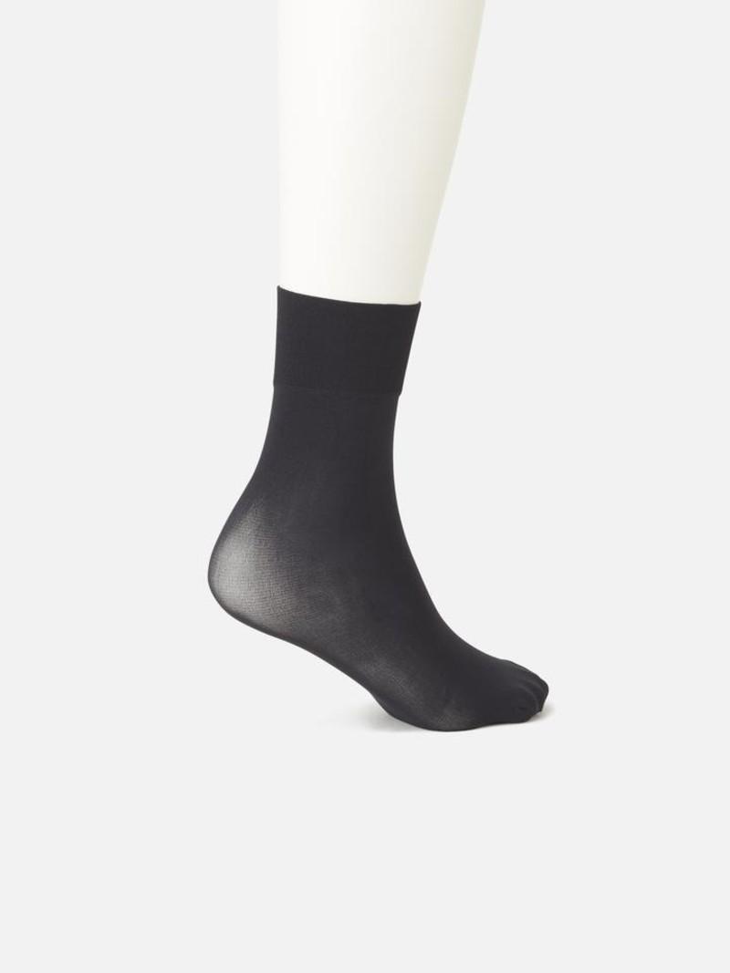40D Color Short Socks