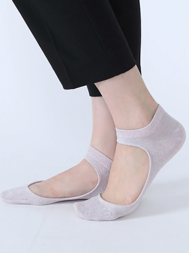 Sparkly Sandaal Sockettes S