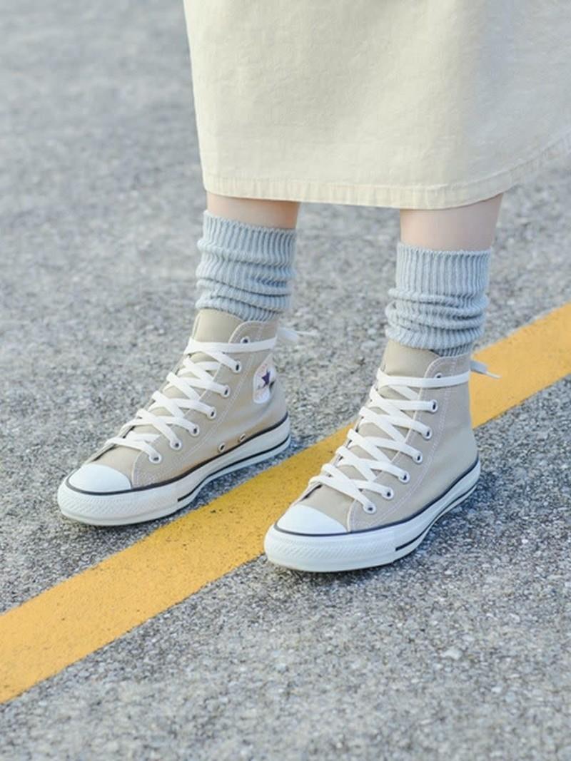 2x2 Ribbed 96N Crew Socks