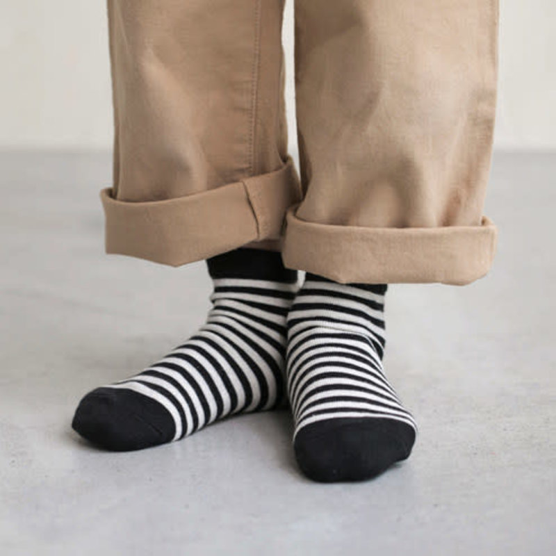 Calcetín de rayas Niños 16-18
