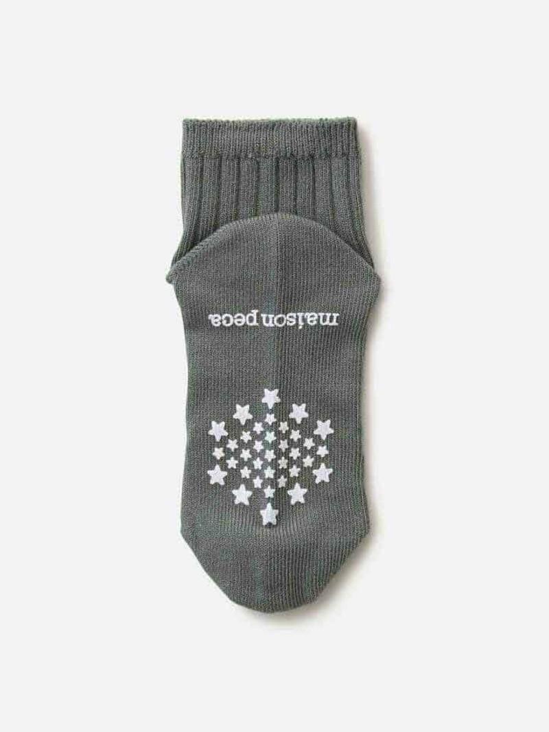 Kids Cotton Ribbed Short Socks 13-15cm