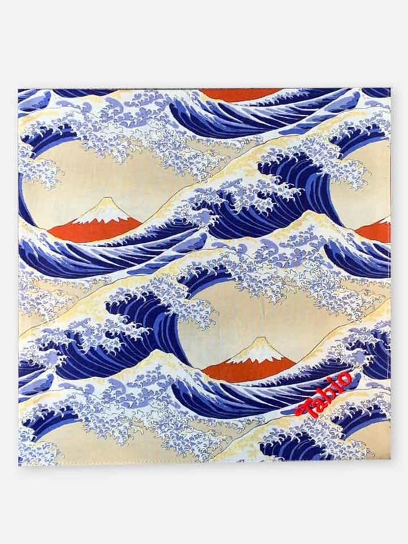 Furoshiki wrapping service [Fuji] Beige