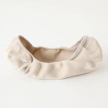 Unsichtbare Socken für Ballerinas