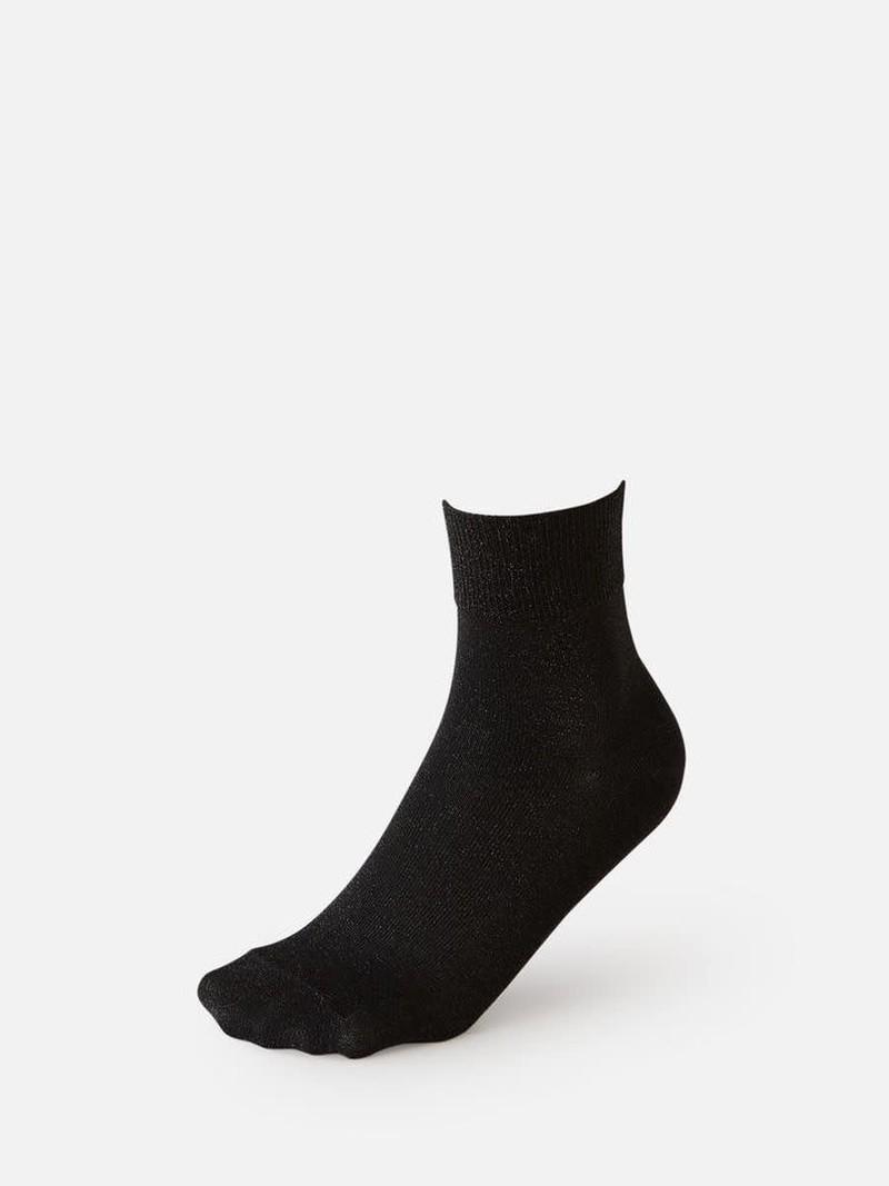 Socquette lamé L