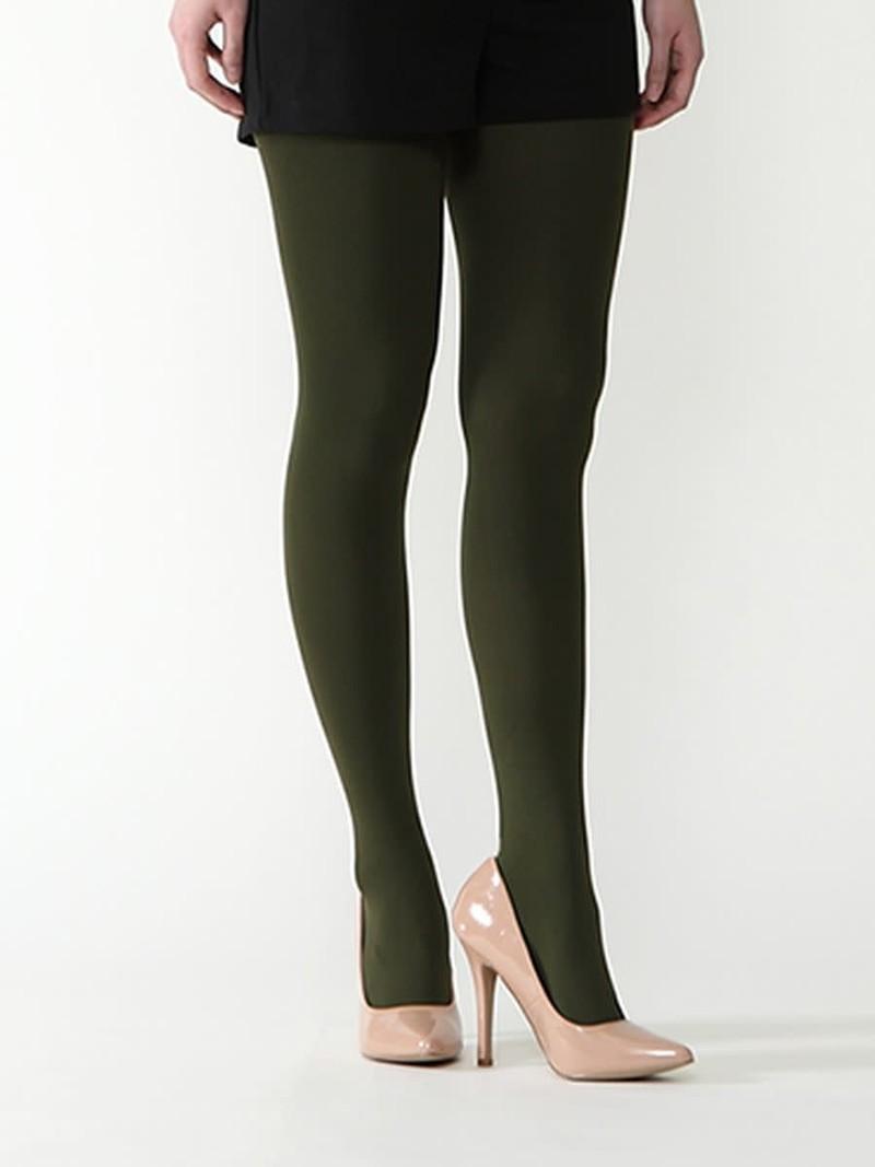 Panty in kleur 110 denier M