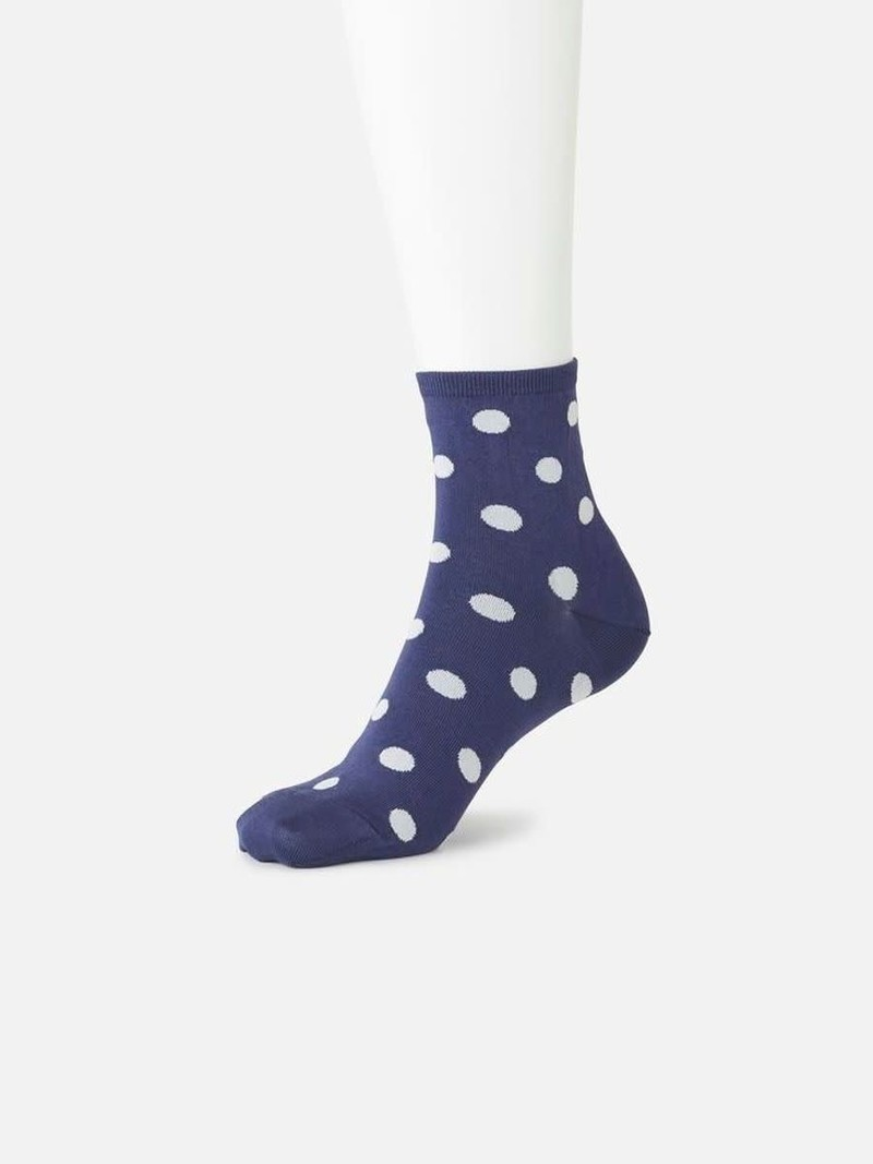Polka Dots Socke