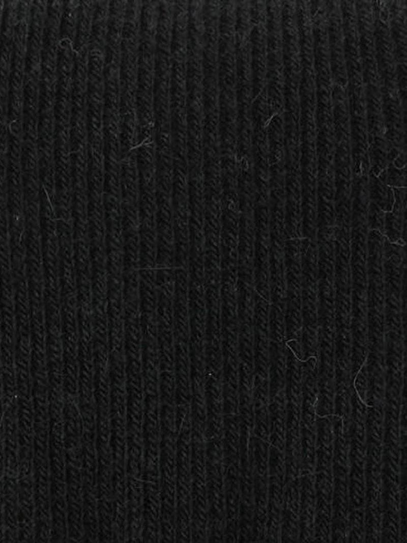 Collant misto lana a costine