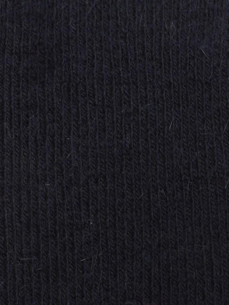 Collant laine mixte côtelé