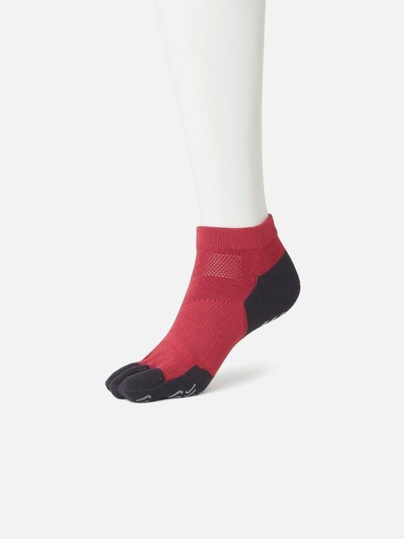 Sport Marathon Pro 5 Zehen Short Sock SS
