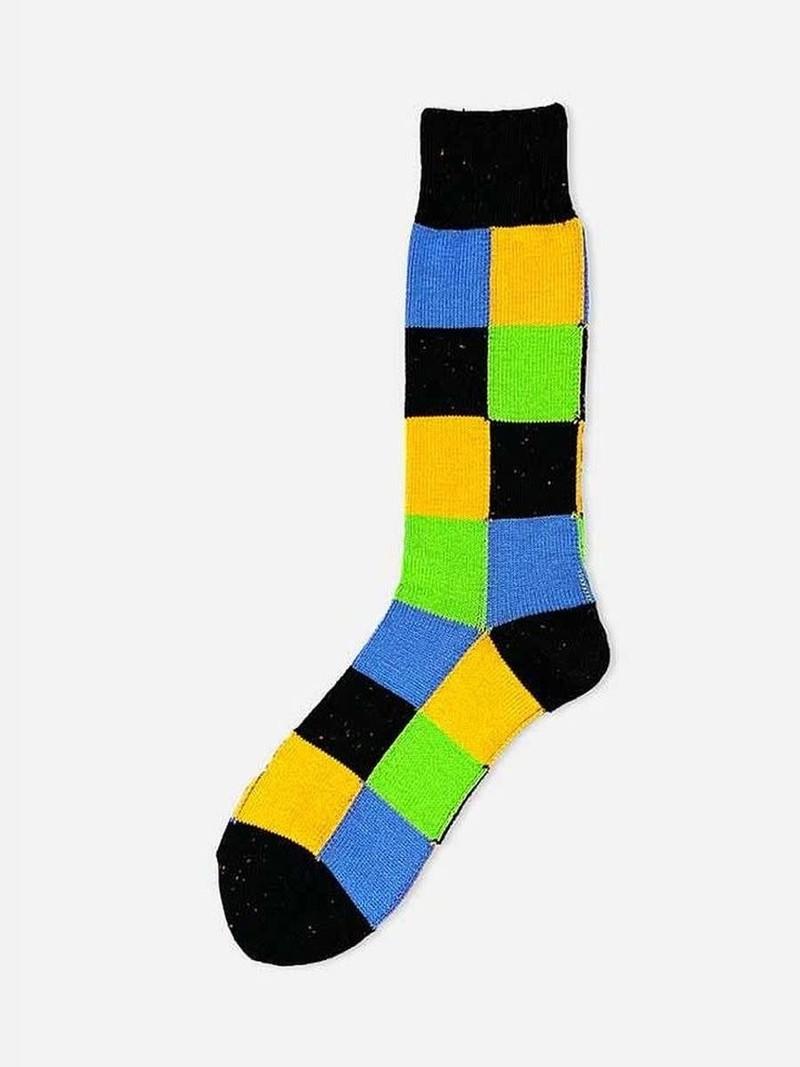 Mid-Socken-Socken-Joker (BATMAN) L