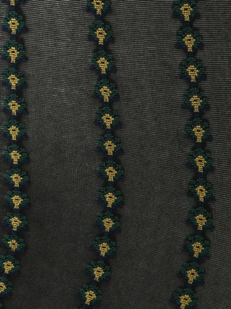 Mini calze a righe verticali 20D