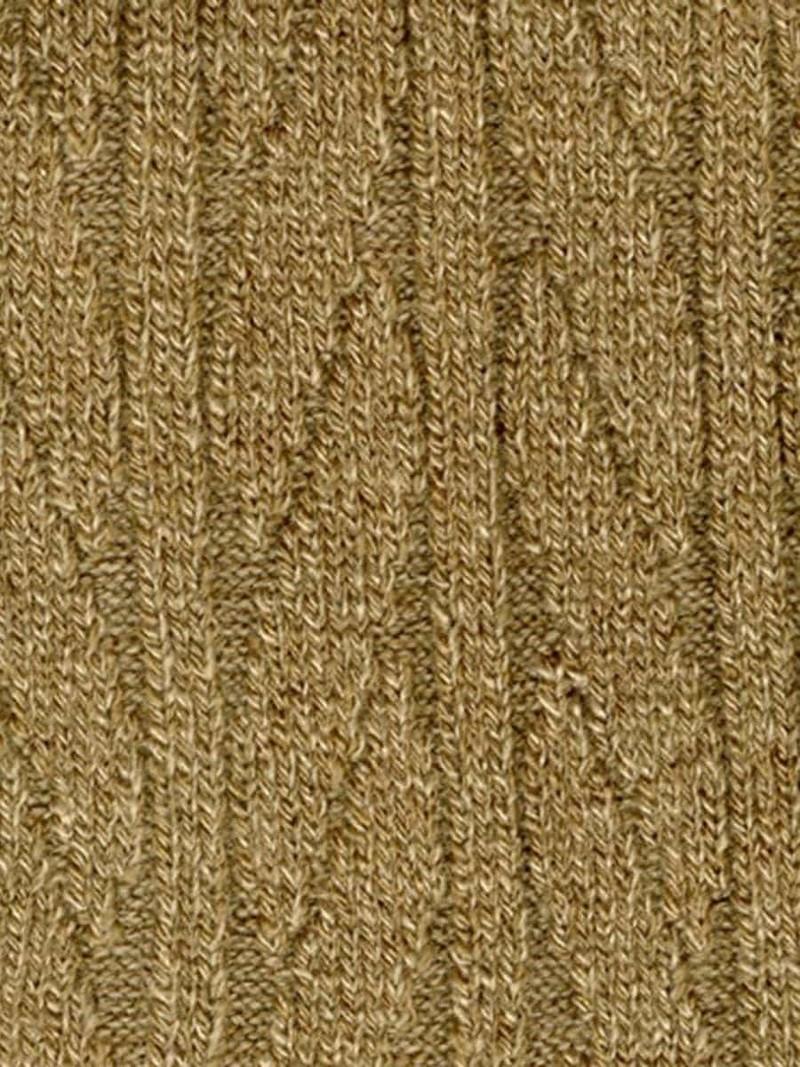 Collant laine torsade L