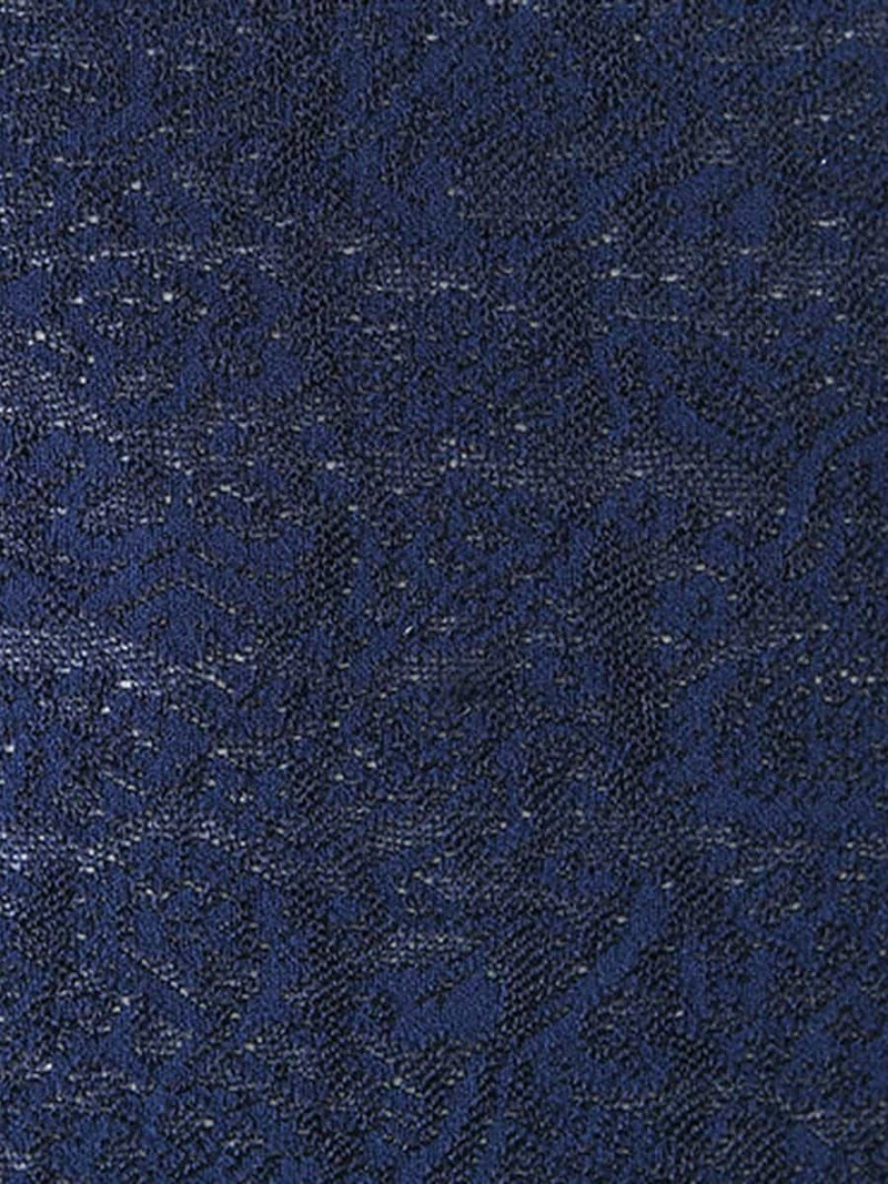 146D M durchbrochene Blumenstrumpfhose