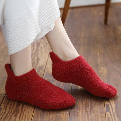 Room socks kurz und bündig