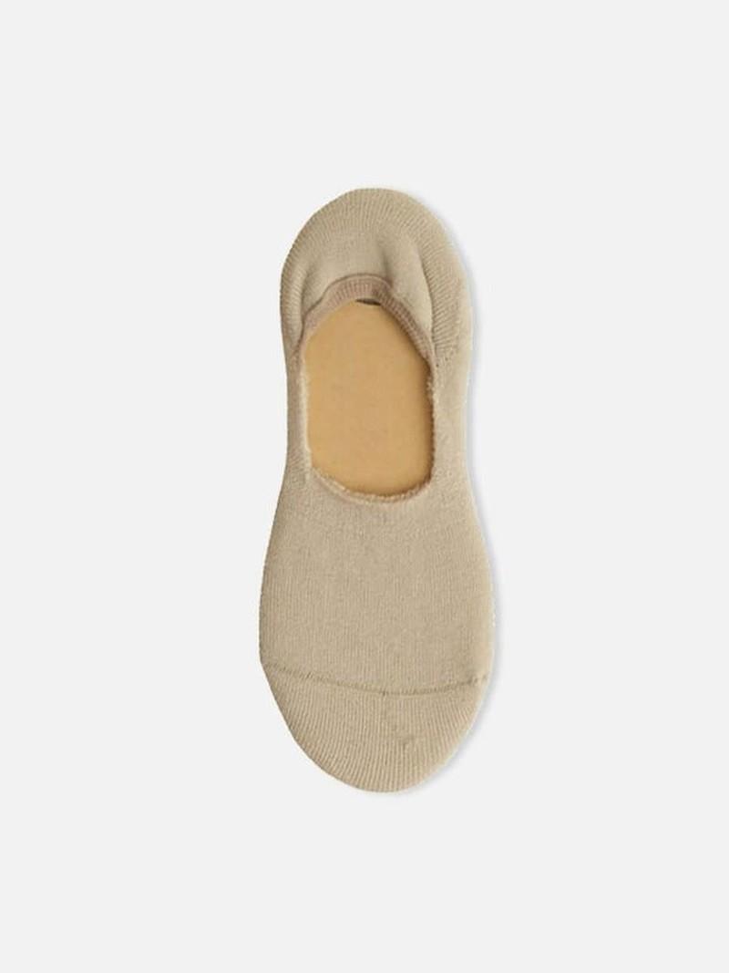 Wool Mixed Pile Sockettes